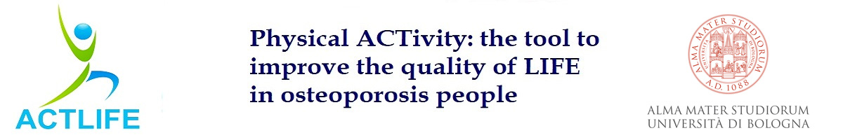 PHYSICAL ACTIVITY: THE TOOL TO IMPROVE THE QUALITY OF LIFE IN OSTEOPOROSIS PEOPLEEnglish