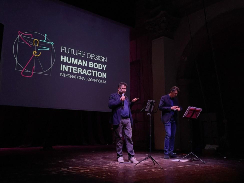 Future Human Body Interaction