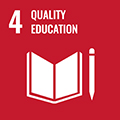 Goal 4: Quality education