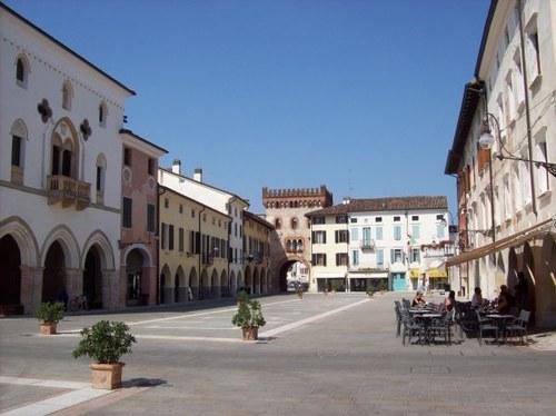 Piazza del Popolo, San Vito al Tagliamento