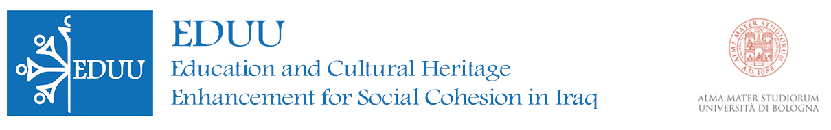 EDUU – Education and Cultural Heritage Enhancement for Social Cohesion in Iraq