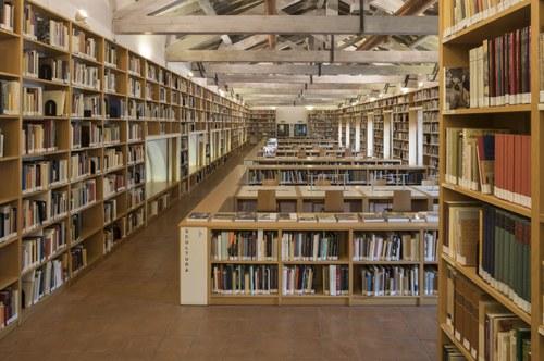 Convento di Santa Cristina - Biblioteca Zeri - Piazzetta Giorgio Morandi 2 - Bologna  @Antonio Cesari