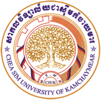 Chea Sim University of Kamchaymear