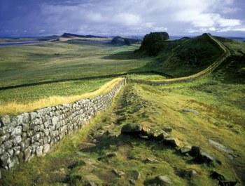 Hadrian's wall - Landscape