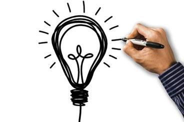 Disegno di lampadina