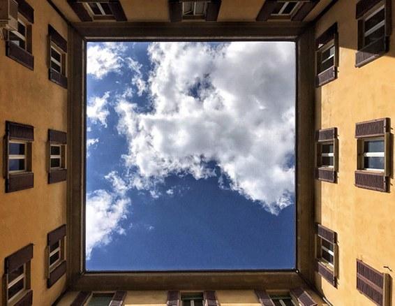 Immagine di cielo