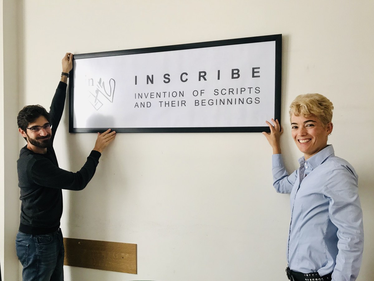 INSCRIBE poster