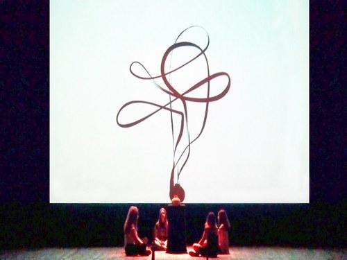 Spettacolo al teatro Aurora, Scandicci, Firenze, 2018