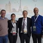 Florian, Mayara, Cesar and Cesare