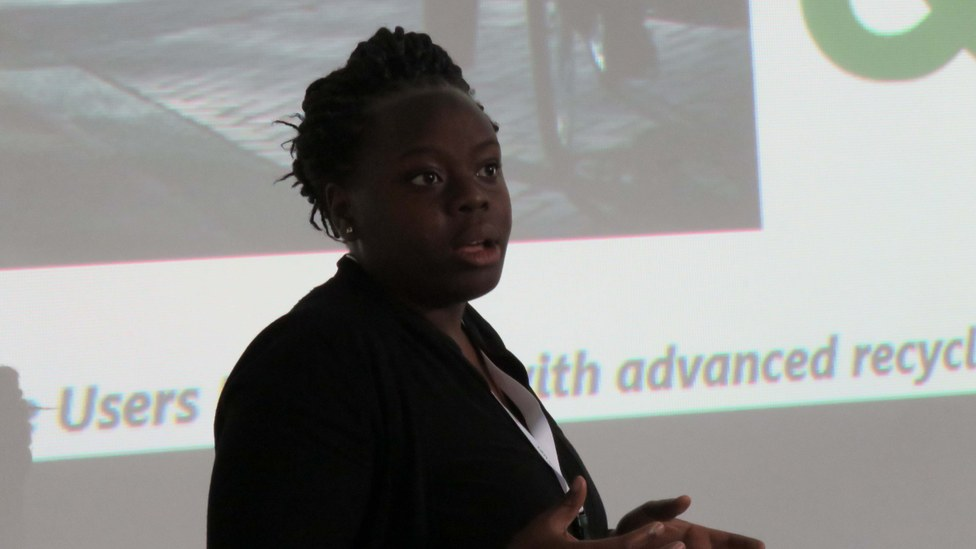 Christina Makoundou