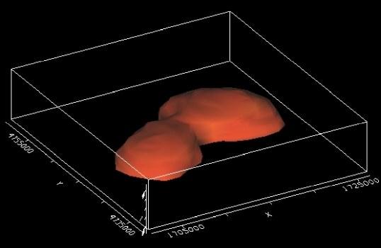 3D Isosurface