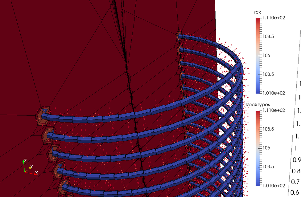 Spiral Mesh 1