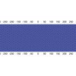 2D Hexagonal mesh