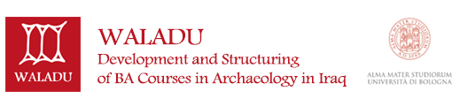 WALADU Development and Structuring of BA Courses in Archeology in Iraq